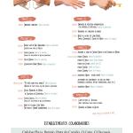 Cartel Programa Festas Barrio San Pedro 2015