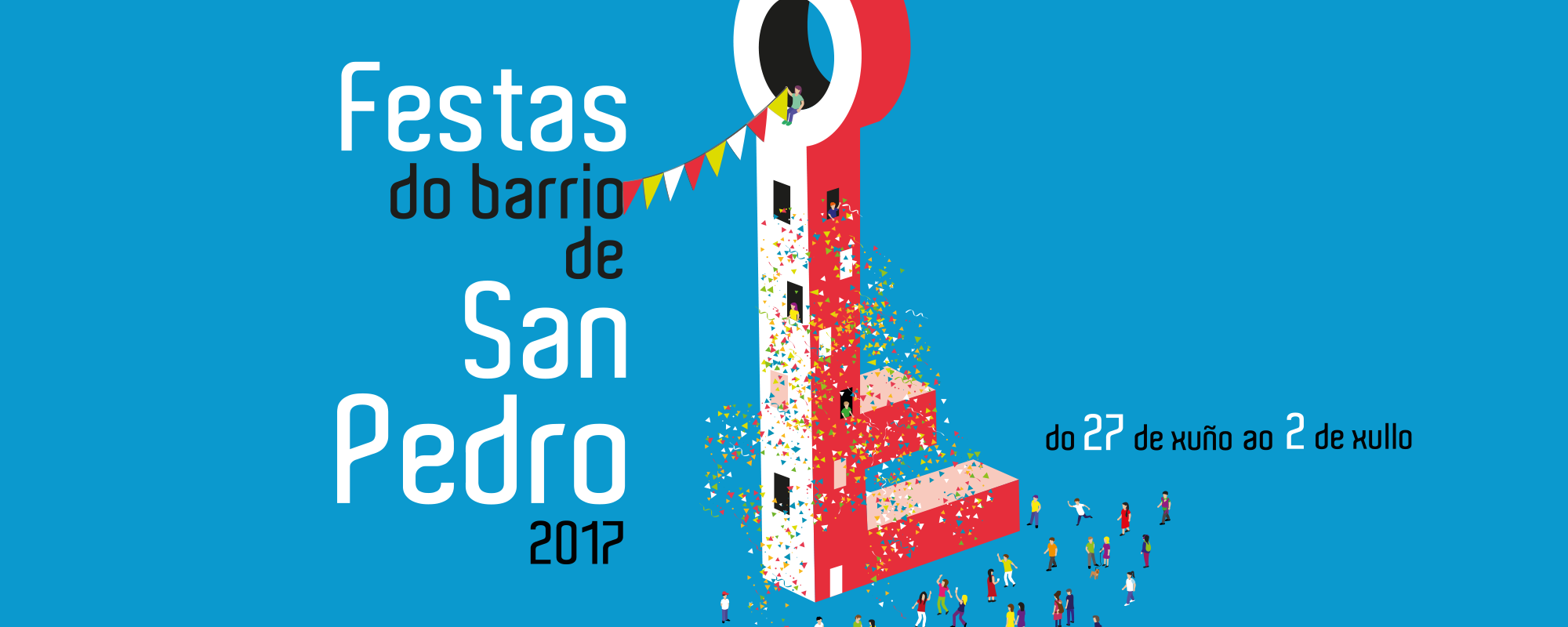 Festas do Barrio de San Pedro