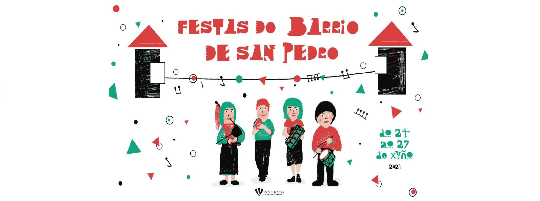 Festas do Barrio de San Pedro